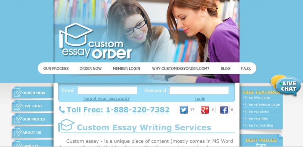 is my custom essay o