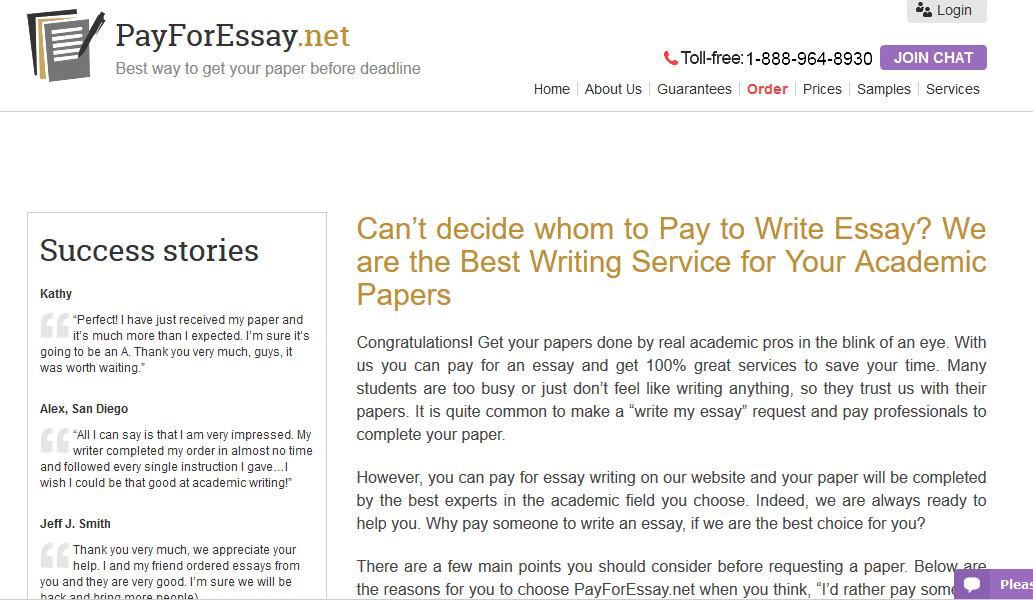 online essay from Order your unique and accurately written student essays from a professional online company that specializes on delivering best academic papers on the web.